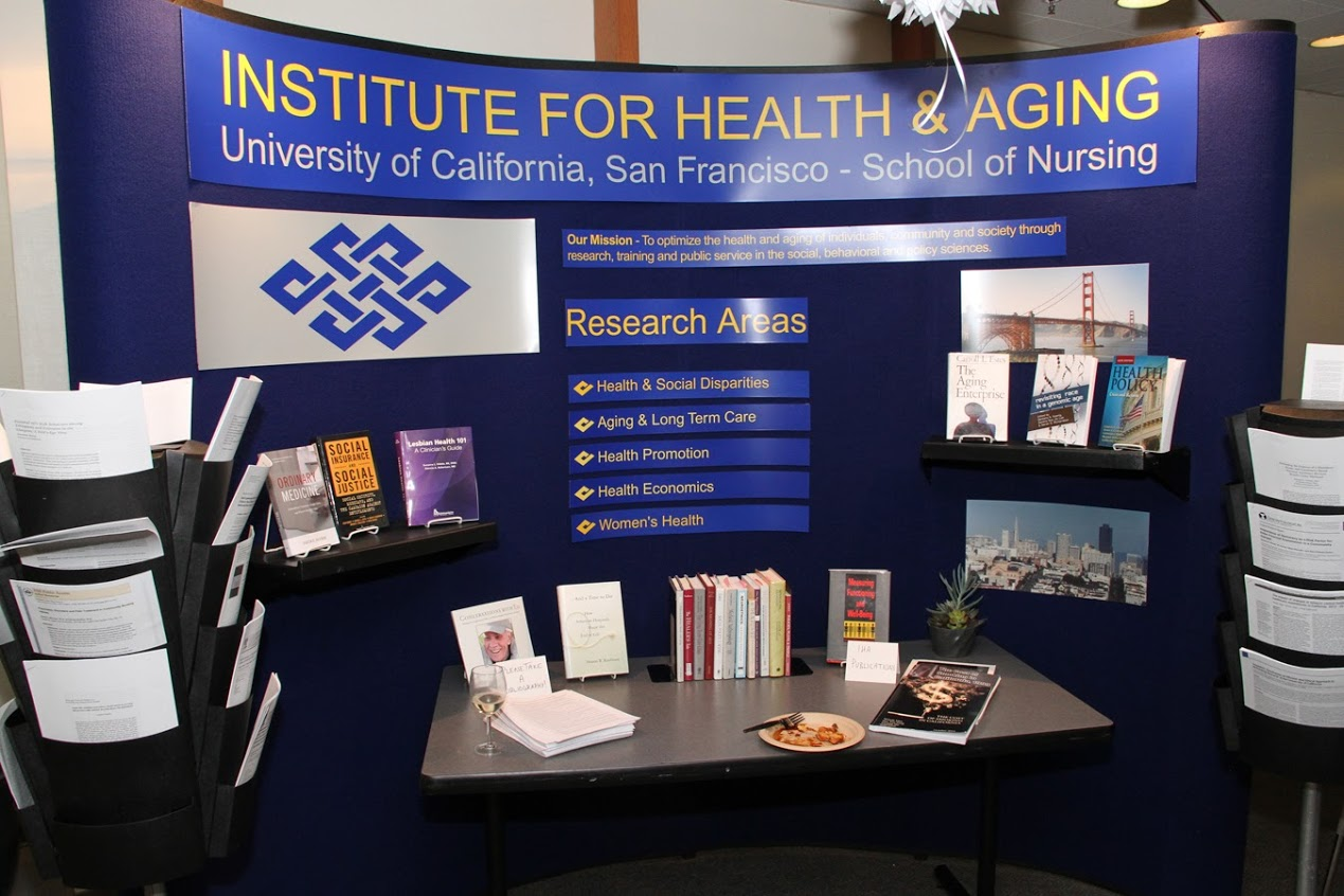 Comprehensive resource table highlighting the past, present, and future for the IHA at the 30th Anniversary Celebration including recent publications.