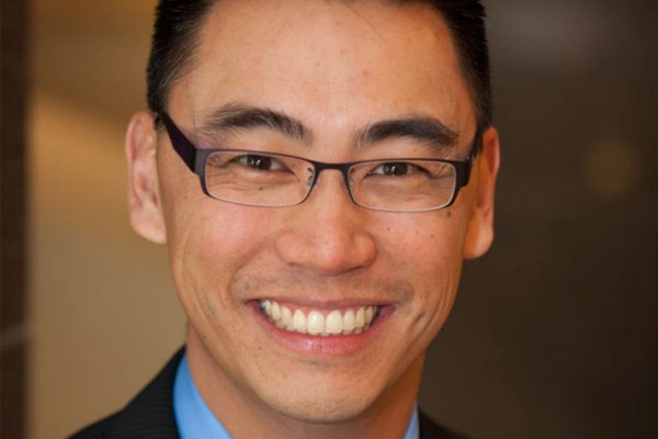 Associate Adjunct Professor Garrett Chan becomes CEO of