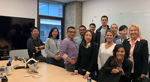 UCSF SON and Medical Center Nursing Informatics Group