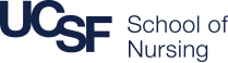 UCSF Nursing logo blue