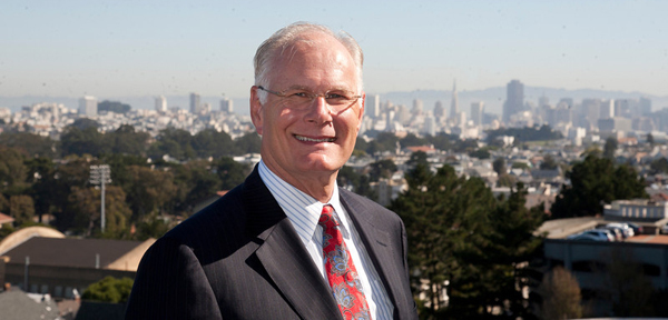 Mark Laret, UCSF Medical Center CEO